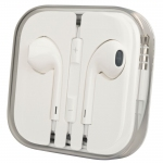 Гарнитура Apple EarPods with Remote and Mic (MD827) Оригинал