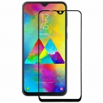 3D Защитное стекло Florence (full glue) Samsung A105F Galaxy A10 (2019), M10 (2019) M105 Full Cover черное