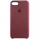 Чехол Alcantara Cover для Apple iPhone 6/6s, Bordo