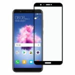 3D Защитное стекло для Huawei P Smart FIG-LX1, FIG-LX2, FIG-LX3, FIG-LA1, Enjoy 7S черное