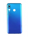 Задняя крышка Huawei P Smart Plus 2019 (POT-LX3, POT-L23) голубая, Starlight Blue, Оригинал Китай